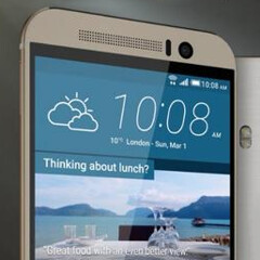 New HTC One M9 renders show up - could this be the smartphone's final design?