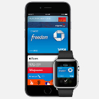 Chase says over 1 million customers are using their credit and debit cards with Apple Pay