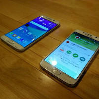 (Updated) More pictures of the Samsung Galaxy S6 and S6 Edge leak