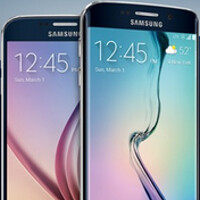 Sprint contest leaks showing images of Samsung Galaxy S6 and Samsung Galaxy S6 Edge