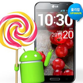LG updates the Optimus G Pro to Android 5.0 Lollipop (in Korea)