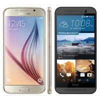 Samsung Galaxy S6 vs HTC One M9 vs Apple iPhone 6: specs comparison