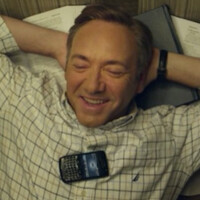Underwood's BlackBerry ringtone on House of Cards becomes popular amongst iPhone users