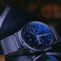 Leaked ad shows off Huawei's new luxury smartwatch powered by Android Wear