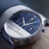 Huawei Watch defines luxurious and cool on a pair of company produced videos