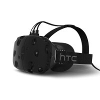 HTC Vive breaks cover - a virtual reality headset developed by HTC and Valve
