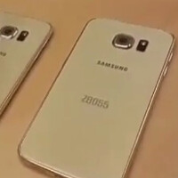 Samsung Galaxy S6 and S6 Edge handled in a new video hours before announcement