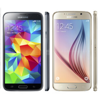 Samsung Galaxy S6 vs Galaxy S5 vs Galaxy Note 4: specs comparison