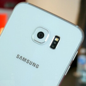 Samsung takes aim at iPhone 6's camera, suggests the Galaxy S6 camera is way better in low light