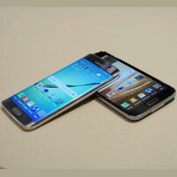 Samsung Galaxy S6 edge vs Galaxy S5: first look