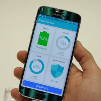 Samsung Galaxy S6/S6 edge feature showcase: Smart Manager