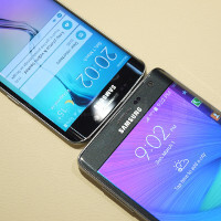 Galaxy Note Edge vs Galaxy S6 edge - which curved screen do you like more?