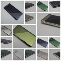 Galaxy S6 edge: See how the official cases and flip covers look on Samsung's edgy flagship