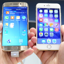 Samsung Galaxy S6 edge vs iPhone 6: a real-life speed comparison