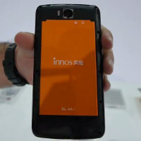 Innos D6000 hands-on: A phone with two batteries