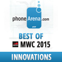 Best innovation of MWC 2015: PhoneArena Awards