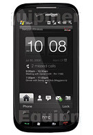 Official images of the HTC Touch Pro2 for Verizon