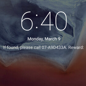 How to add owner info on your Android lock screen (helpful in case you lose your device)