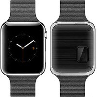 That's not an Apple Watch, it's just the upcoming $69 Zeaplus Watch paying homage to Apple
