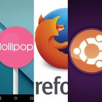 Android Lollipop vs Firefox OS vs Ubuntu Touch - interface comparison