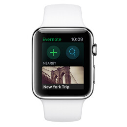 Evernote app coming to Apple Watch