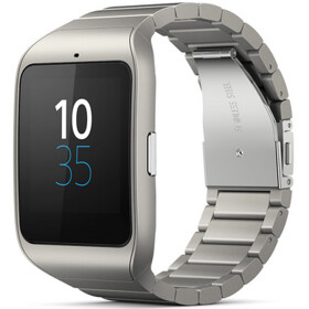 Sony takes on Apple's Watch, says the SmartWatch 3 offers two-day battery life