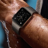 Apple Watch is water-protected, not fully water-proof: wash your hands wearing it, but don't submerge it in water