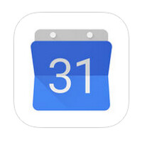 Google Calendar for iOS is launched; download it for free from the App Store