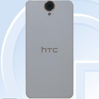 Official images and specs of the HTC One E9 leak in China, device touts a massive camera ring and Quad HD display