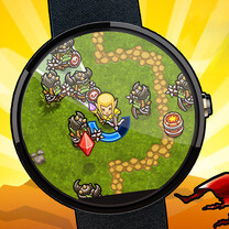 Time wasters: Best Android Wear games for smartwatch owners