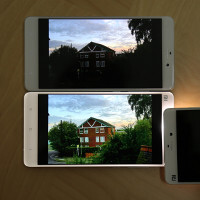 Check out the Xiaomi Mi Note's magical, Samsung-like dynamic contrast adjustment feature in action