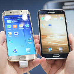 Samsung Switzerland: Galaxy S6 preorders four times higher than Galaxy S5