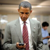President Obama sticks to email; no tweeting for the Commander-in-Chief