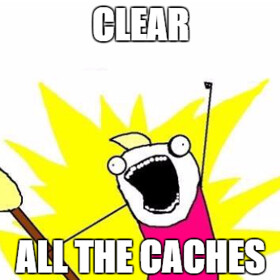 How to clear app cache and app data on Android