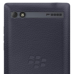 Porsche Design P'9983 Graphite launched as yet another luxury BlackBerry smartphone