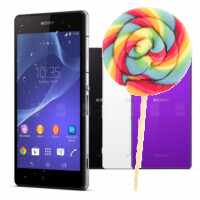 Sony's Xperia Z2 is also getting its taste of Lollipop, roll-out starts today!