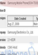 Samsung Behold 2 features an AMOLED screen and is powered by Android?