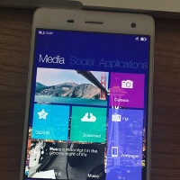 Check out images of the Xiaomi Mi 4 running Windows