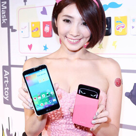 LG launches its unique AKA smartphone in more markets around the world