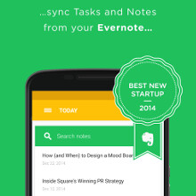 Swipes - Plan Tasks is a new to-do list app for overachievers with Evernote integration
