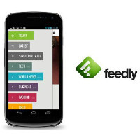 How to put your Feedly RSS stream notifications on your lockscreen (Android)