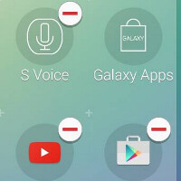 Samsung might allow you to uninstall pre-installed apps (bloatware) from the Galaxy S6, S6 edge