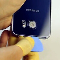 Samsung Galaxy S6 gets disassembled on video - it's rather hard to get inside
