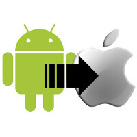 How to transfer contacts and calendars from an Android phone to an iPhone