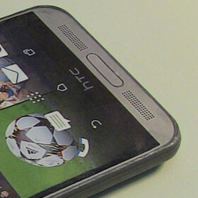 HTC One M9 Plus (or M9+) dummy shows up in video, it's certainly bigger than the regular One M9