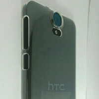 HTC One E9 leaks revealing a 5-inch screen, centered rear camera and BoomSound