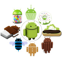Which version of Android is your smartphone running on? (poll results)