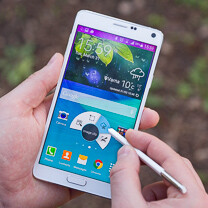 Living with the Samsung Galaxy Note 4, week 2: Lag? What lag?
