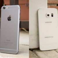 Galaxy S6 edge versus iPhone 6: vote for the better smartphone!