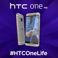 Check out this commercial for the HTC One M9 in the U.K.